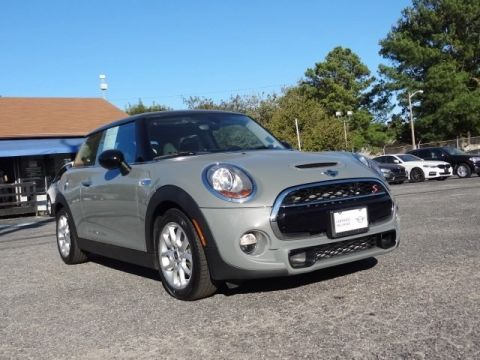 Certified Pre Owned 2017 Mini Hardtop 2 Door Cooper S