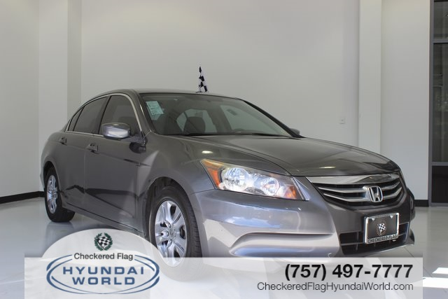 Pre Owned 2012 Honda Accord SE