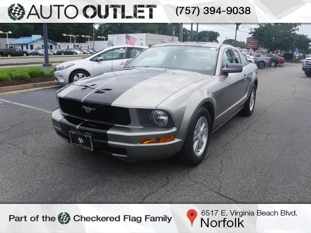 Pre-Owned 2008 Ford Mustang V6 Premium