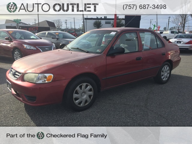 Pre-Owned 2002 Toyota Corolla CE