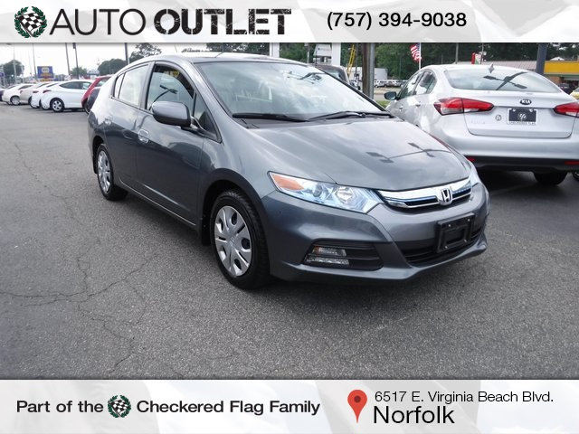 Pre-Owned 2014 Honda Insight Base
