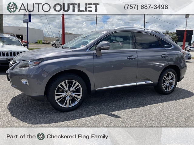 Pre-Owned 2014 Lexus RX 450h