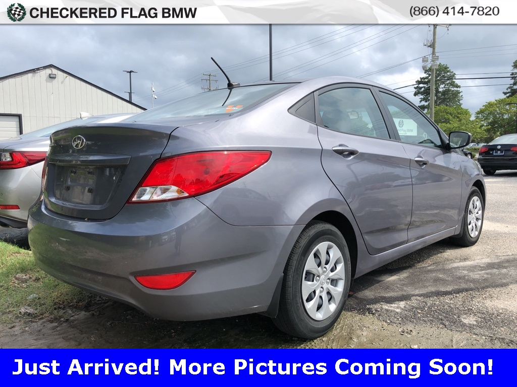 Pre-Owned 2016 Hyundai Accent FWD SE in Virginia Beach