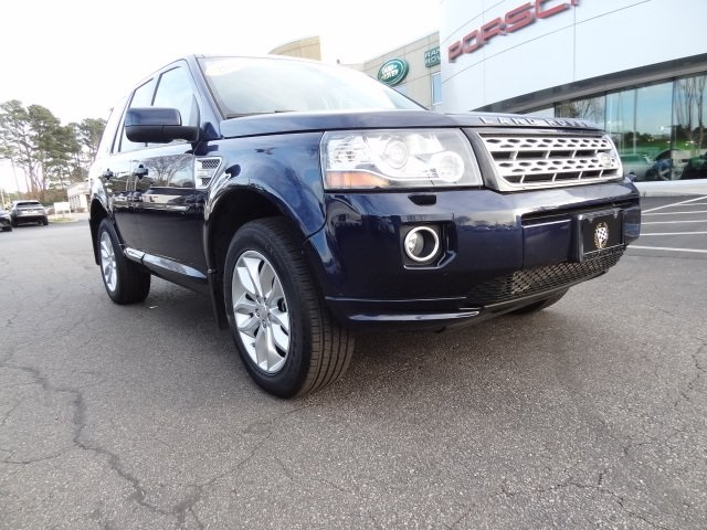Pre-Owned 2015 Land Rover LR2 Base