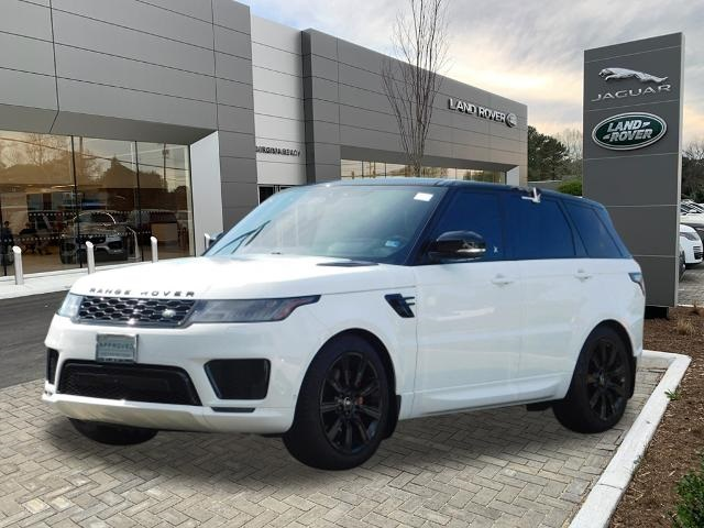 Pre-Owned 2018 Land Rover Range Rover Sport Supercharged