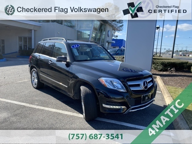 Pre-Owned 2014 Mercedes-Benz GLK GLK 350 4MATIC®