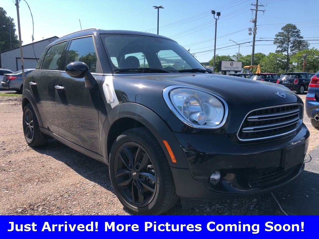 Certified Pre Owned 2016 Mini Cooper Countryman Fwd Base In Virginia