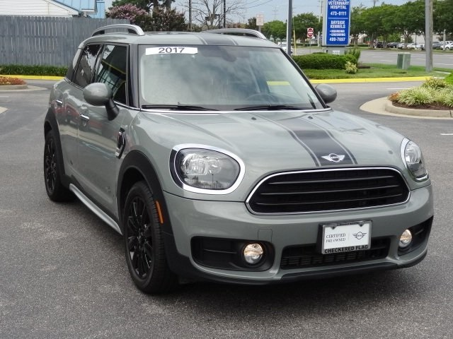Certified Pre-Owned 2017 MINI Cooper Countryman Base