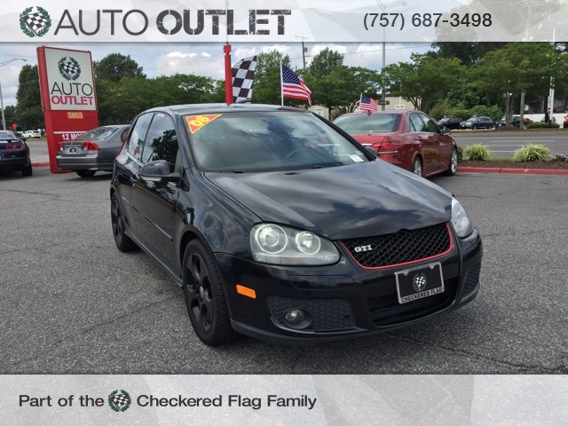 Pre-Owned 2008 Volkswagen GTI Base