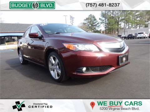 Pre-Owned 2013 Acura ILX 2.4L