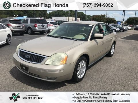 Pre-Owned 2005 Ford Five Hundred SEL