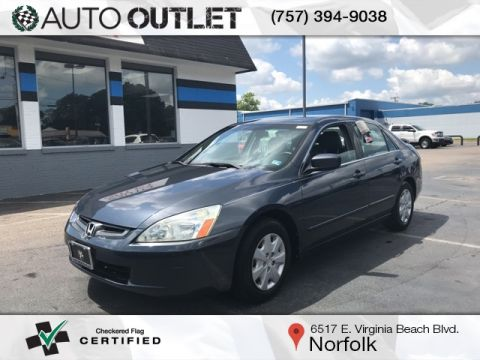 Pre-Owned 2003 Honda Accord LX