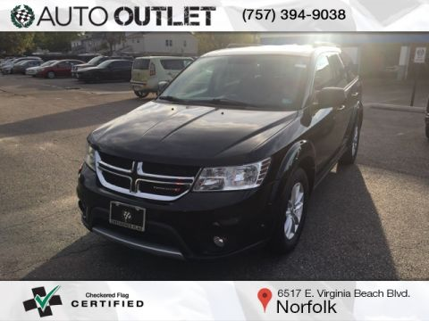 Pre-Owned 2016 Dodge Journey SXT