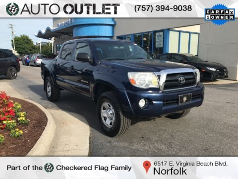 Pre-Owned 2005 Toyota Tacoma PreRunner