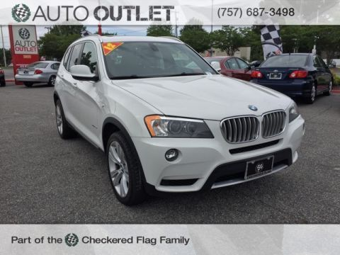 Pre-Owned 2012 BMW X3 xDrive35i