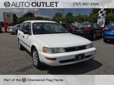Pre-Owned 1993 Toyota Corolla Deluxe