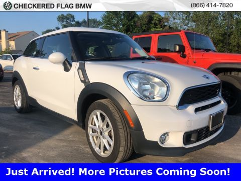 Pre-Owned 2015 MINI Cooper S Paceman