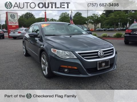 Pre-Owned 2012 Volkswagen CC Lux